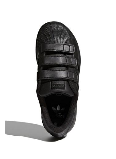 adidas Adidas Çocuk Günlük Ayakkabı B25728 Superstar Foundatıo Siyah